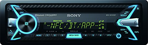 sony mex n5100bt autoradios bluetooth autoradio. Black Bedroom Furniture Sets. Home Design Ideas