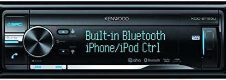 Autoradio Kenwood KDC-BT53U Bluetooth Récepteur CD