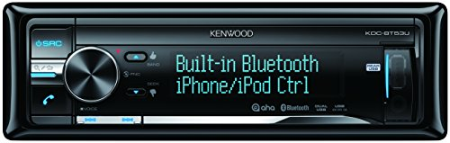 Autoradio Kenwood KDC-BT53U Bluetooth Récepteur CD