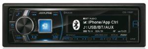 Autoradio Bluetooth Alpine CDE-178BT