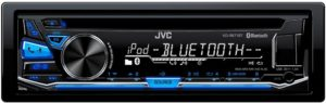 Autoradio Bluetooth JVC KD-R871BT / Cd Usb Aux en facade