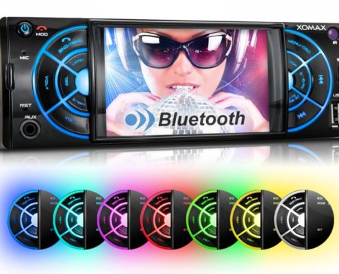 comment choisir un autoradio bluetooth ?