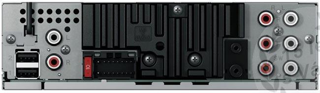 autoradio bluetooth pioneer deh x9600bt un poste haut de gamme. Black Bedroom Furniture Sets. Home Design Ideas