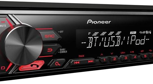 Autoradio Bluetooth Pioneer MVH-390BT